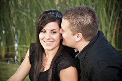 Mesa Engagement Portraits