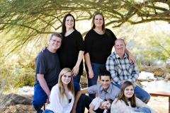 Gilbert Family Photography Portraits