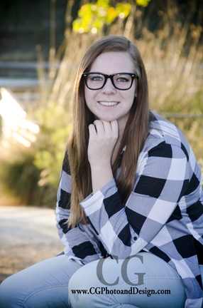 Gilbert High School Senior Portraits