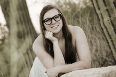 Tempe High School Senior Portraits