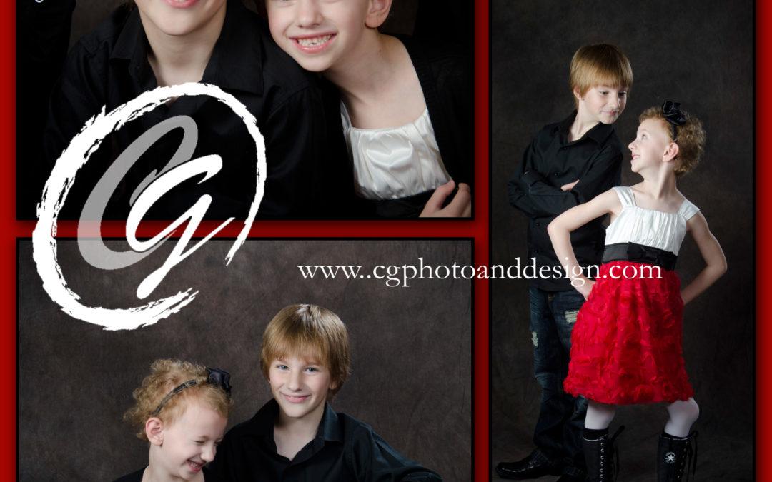 Chandler Family Portraits