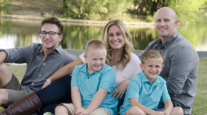 Mankin Family Portrait Tempe