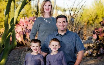 Gilbert Family Portrait Session