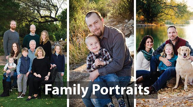 Wedding, Family and High School Senior Portraits