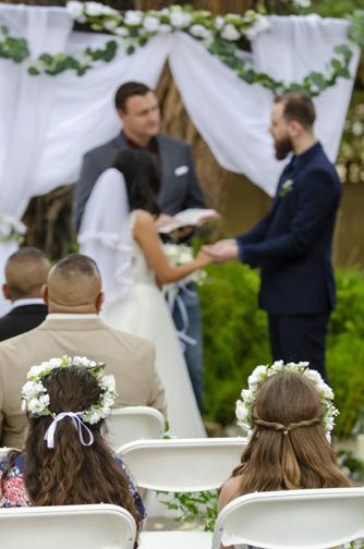 Small Sweet Wedding in Tempe